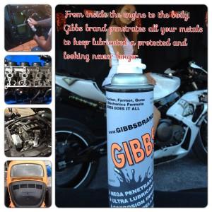 gibbs auto uses