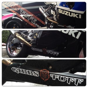 gibbs motorcycle